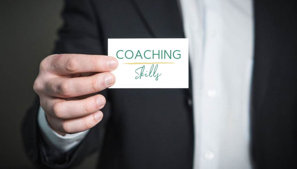 Four Coaching Skills for You to Apply Right Away
