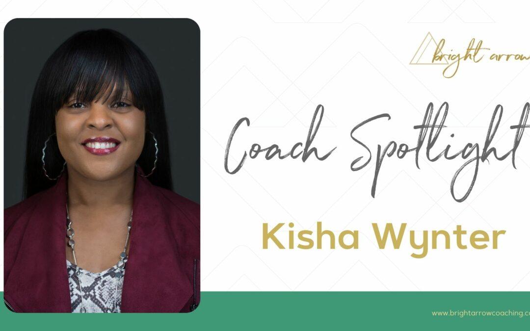 Coach Spotlight – Kisha Wynter
